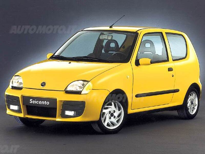 fiat seicento cat sporting 10 2000 10 2002. Black Bedroom Furniture Sets. Home Design Ideas