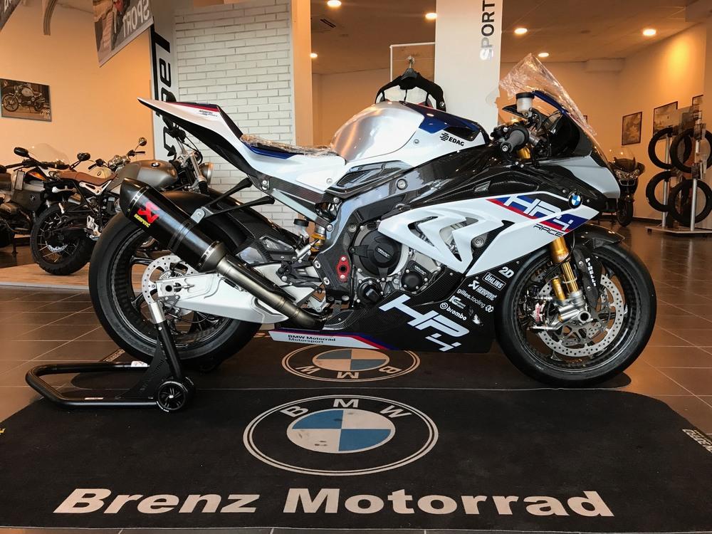 Bmw HP4 Race (2017 - 19)