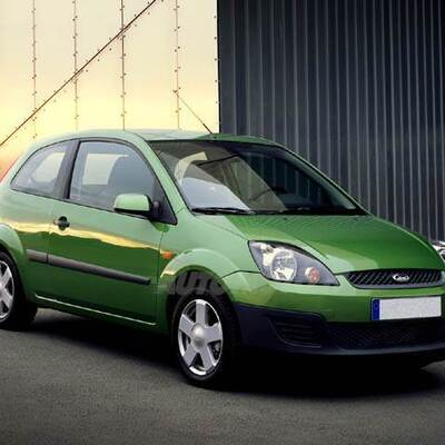 Debimetro FORD Fiesta Mk6 Hatchback (JA8, JR8) 1.4 TDCi ...
