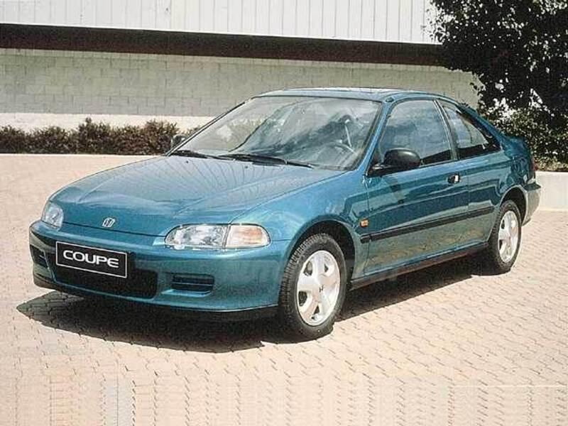 Honda Civic Coupé 1.6 16V V-TEC cat ESi