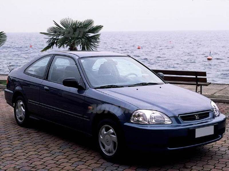 Honda Civic Coupé (1996-98)