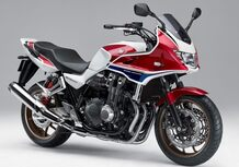Honda CB 1300 e CB 400 Super Four e Super Bol d'Or 2018