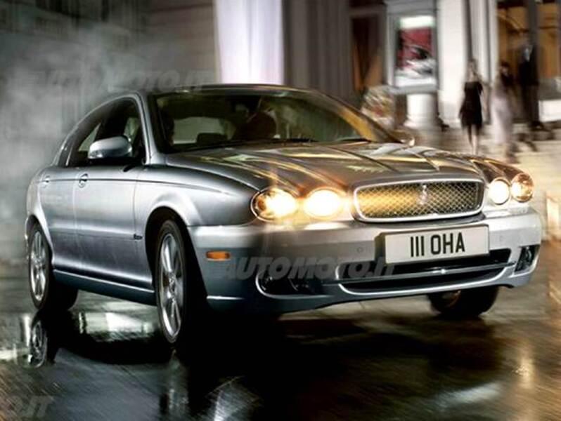 Jaguar X-Type (2001-10)