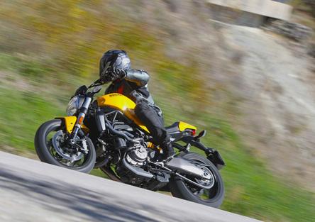 Ducati Monster 821 MY 2018. Il Mostro compie gli anni