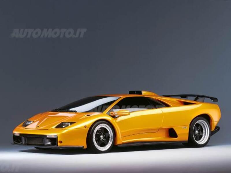 Lamborghini Diablo Coupe Gt 09 1999 09 2000 Prezzo E Scheda