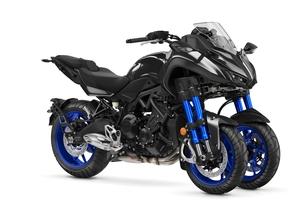 Yamaha Niken 850 (2018 - 19)