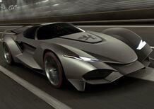 IsoRivolta Zagato Vision Gran Turismo, il ritorno del Grifone