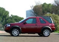 Land Rover Freelander (1998-06)