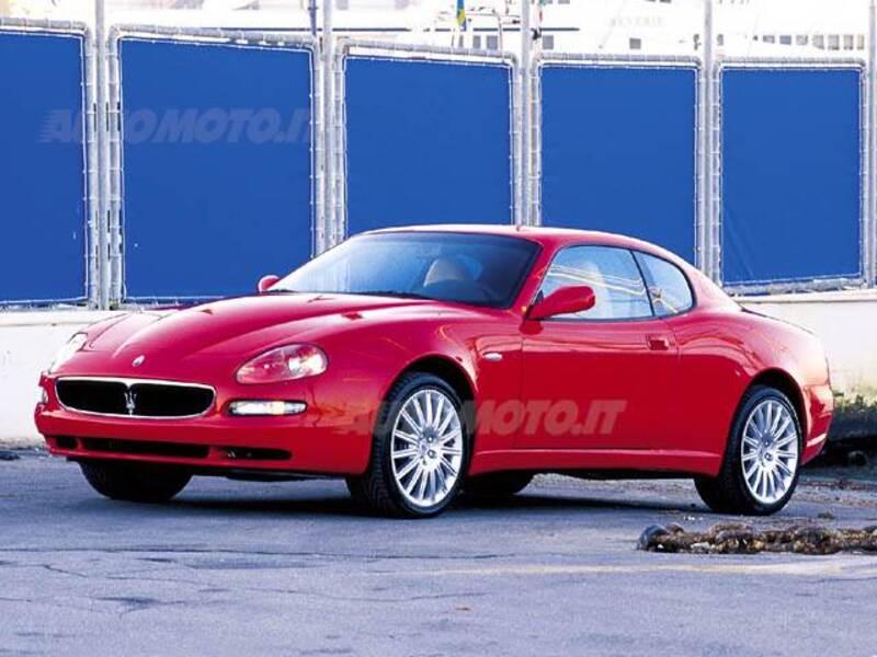 maserati coupé 4.2 v8 32v gt (01/2002 - 01/2003): prezzo e scheda