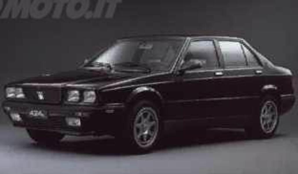 maserati biturbo 4.24v (12/1991 - 09/1992): prezzo e scheda tecnica