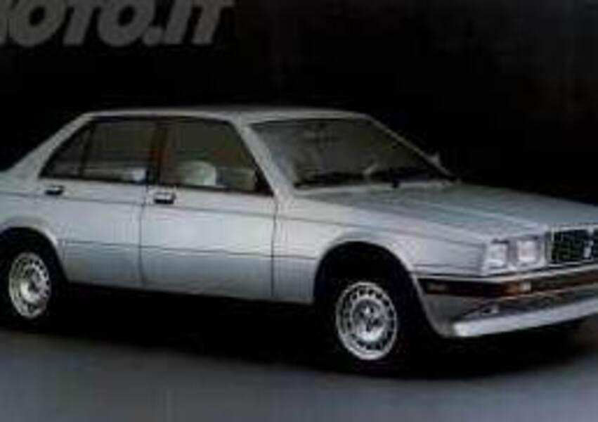 Maserati Biturbo 430 (01/1988 - 01/1990): prezzo e scheda ...