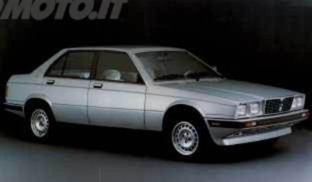 maserati biturbo 430 (01/1988 - 01/1990): prezzo e scheda tecnica