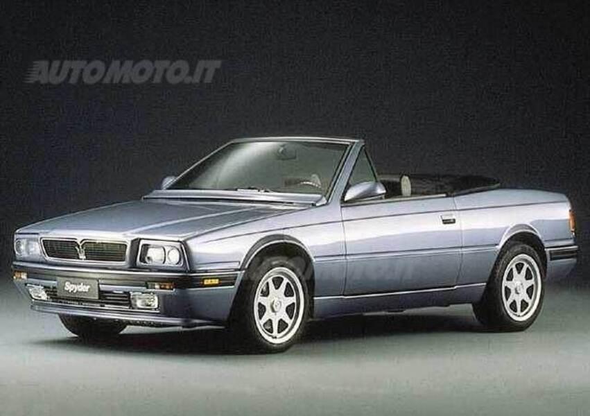 Maserati Biturbo 2.0 24V cat (04/1992 - 01/1996): prezzo e ...