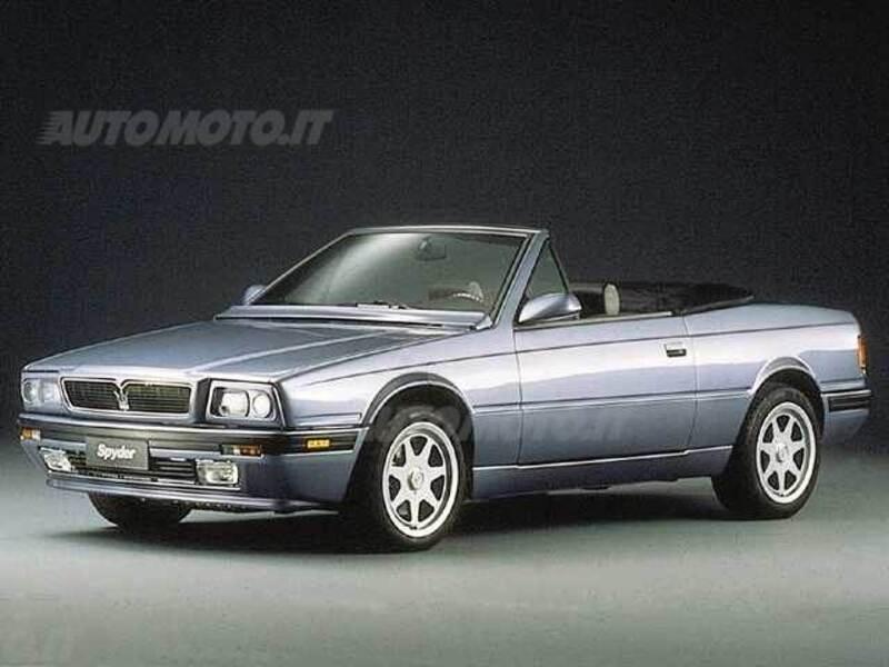 Maserati Biturbo 2.0 24V cat (04/1992 - 01/1996): prezzo e scheda tecnica - Automoto.it