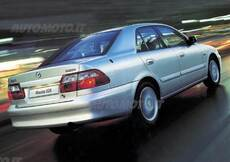 Mazda 626 (1998-03)