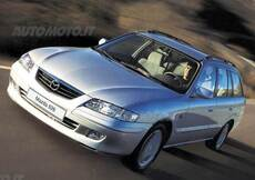 Mazda 626 Station Wagon (1998-03)