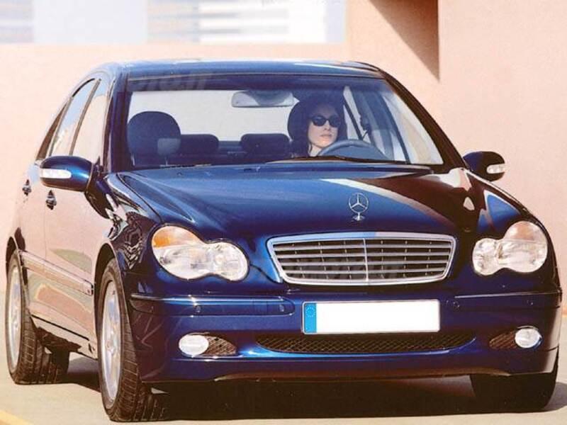 Mercedes-Benz Classe C 180 cat Elegance Evo