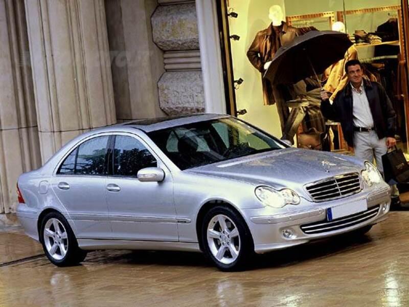 Mercedes-Benz Classe C 200 Kompressor TPS cat Sport AMG