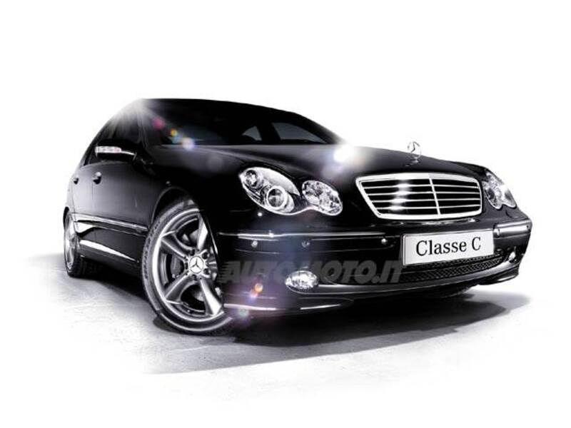 Mercedes-Benz Classe C 270 CDI cat Avantgarde Kubanite