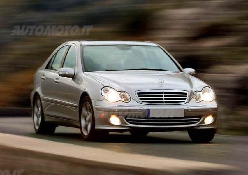 Mercedes-Benz Classe C 320 cat Elegance