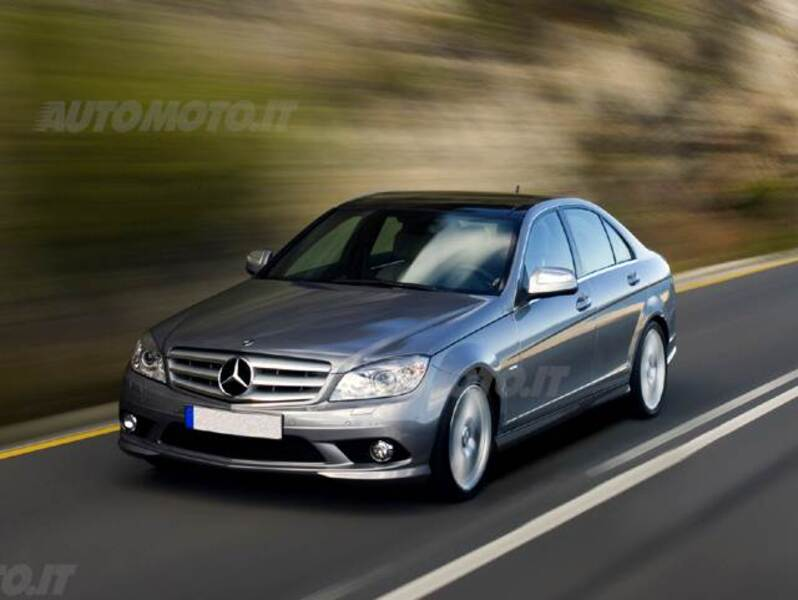Mercedes-Benz Classe C 180 Kompressor BlueEFFICIENCY Classic