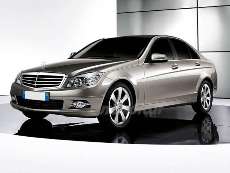 Mercedes-Benz Classe C 200 CDI FIRST