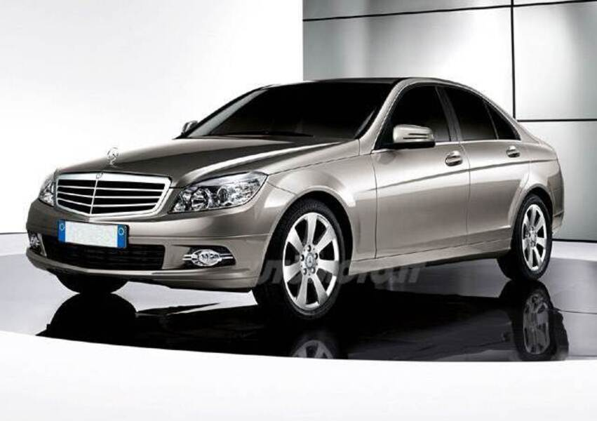Mercedes-Benz Classe C 320 CDI 4Matic Avantgarde FIRST
