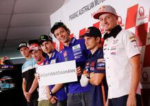 """MotoGP, Australia 2015. Rossi: """"La sfida più dura di sempre"""""""
