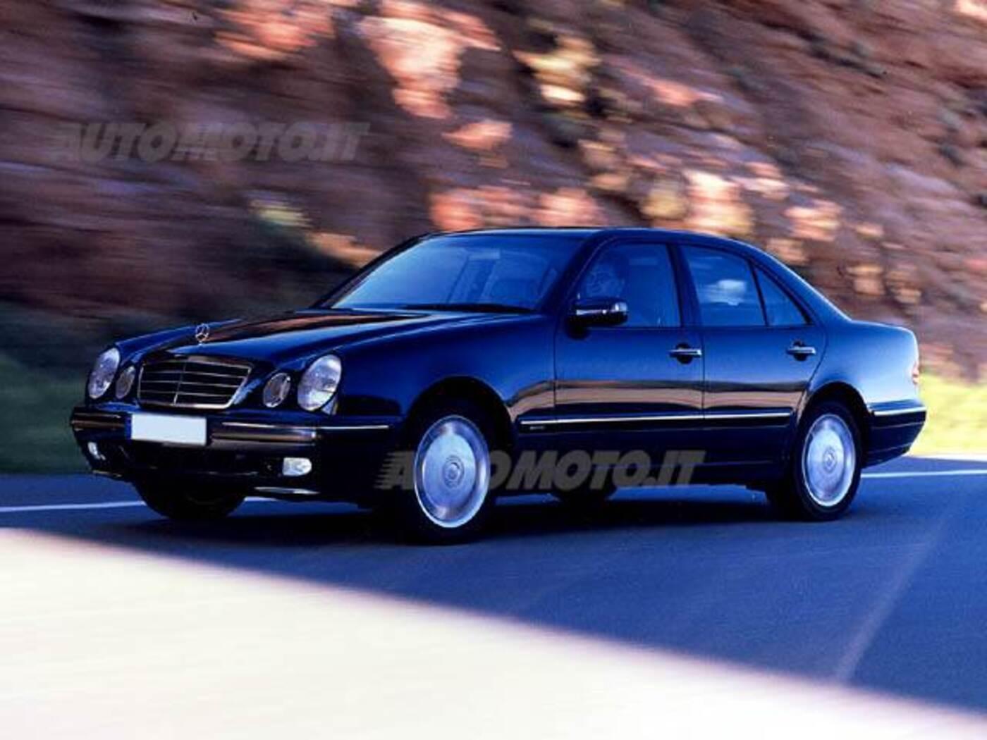 comprare nuovo scarpe da corsa taglia 40 Mercedes-Benz Classe E 430 cat Guard B6 Elegance (07/1999 - 03 ...