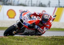 MotoGP 2017. Dovizioso vince a Sepang, campionato ancora aperto