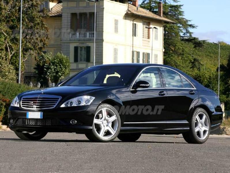 mercedes-benz classe s 320 cdi 'carl benz' (10/2008 - 04/2009
