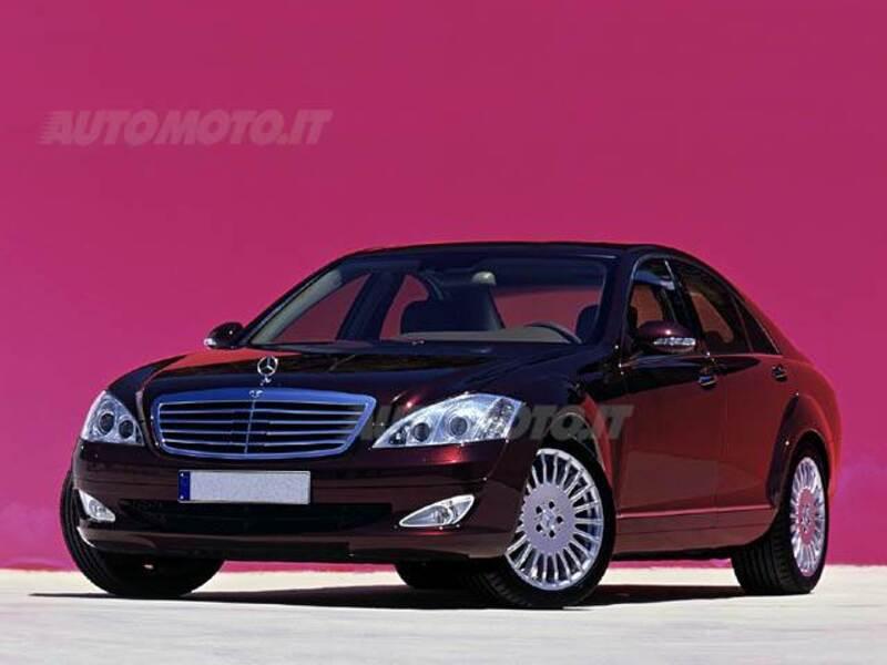 mercedes-benz classe s 350 (07/2005 - 10/2006): prezzo e scheda
