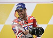 MotoGP 2017. Dovizioso: Ho vinto 6 gare, ma mi girano le palle