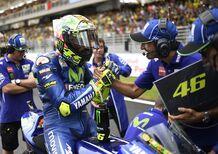 MotoGP 2017. Rossi: E' un campionato bizzarro