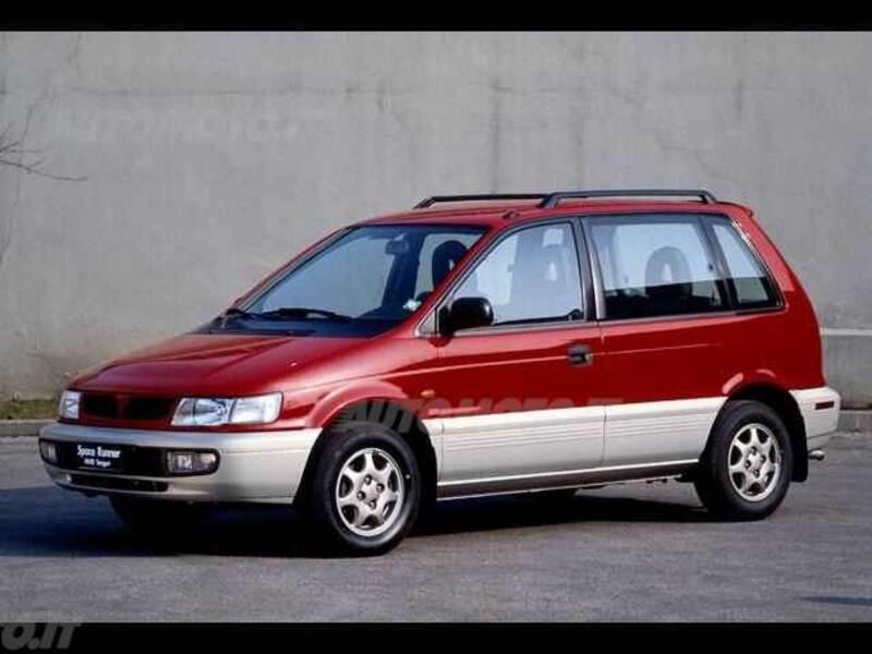 Mitsubishi Space (1991-99)