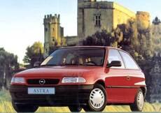 Opel Astra (1991-98)