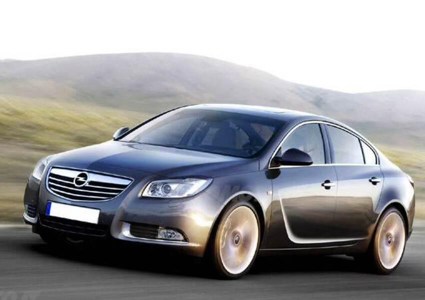 Opel Insignia CDTI 4 porte aut.