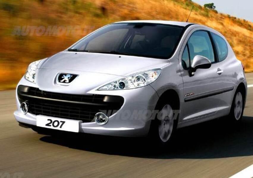 Peugeot 207 HDi 70CV 3p. Energie Sport