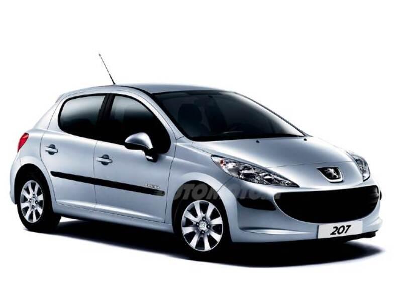 Peugeot 207 HDi 70CV 5p. Energie Sport