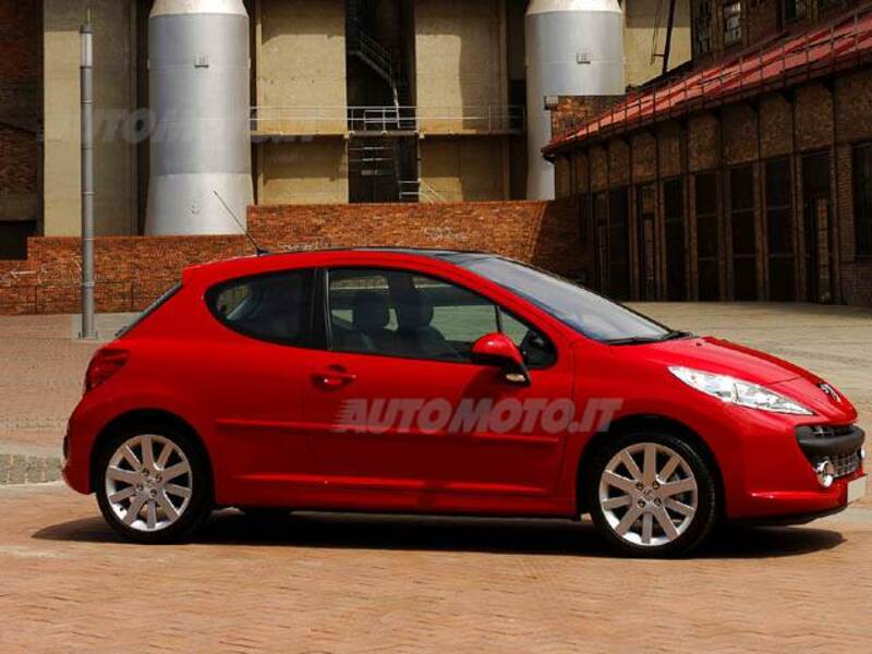 Peugeot 207 HDi 70CV 3p. Millesim 200