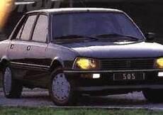 Peugeot 505 (1979-90)