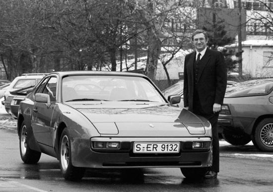 Porsche: è morto Peter Schutz, l'uomo che salvò la 911