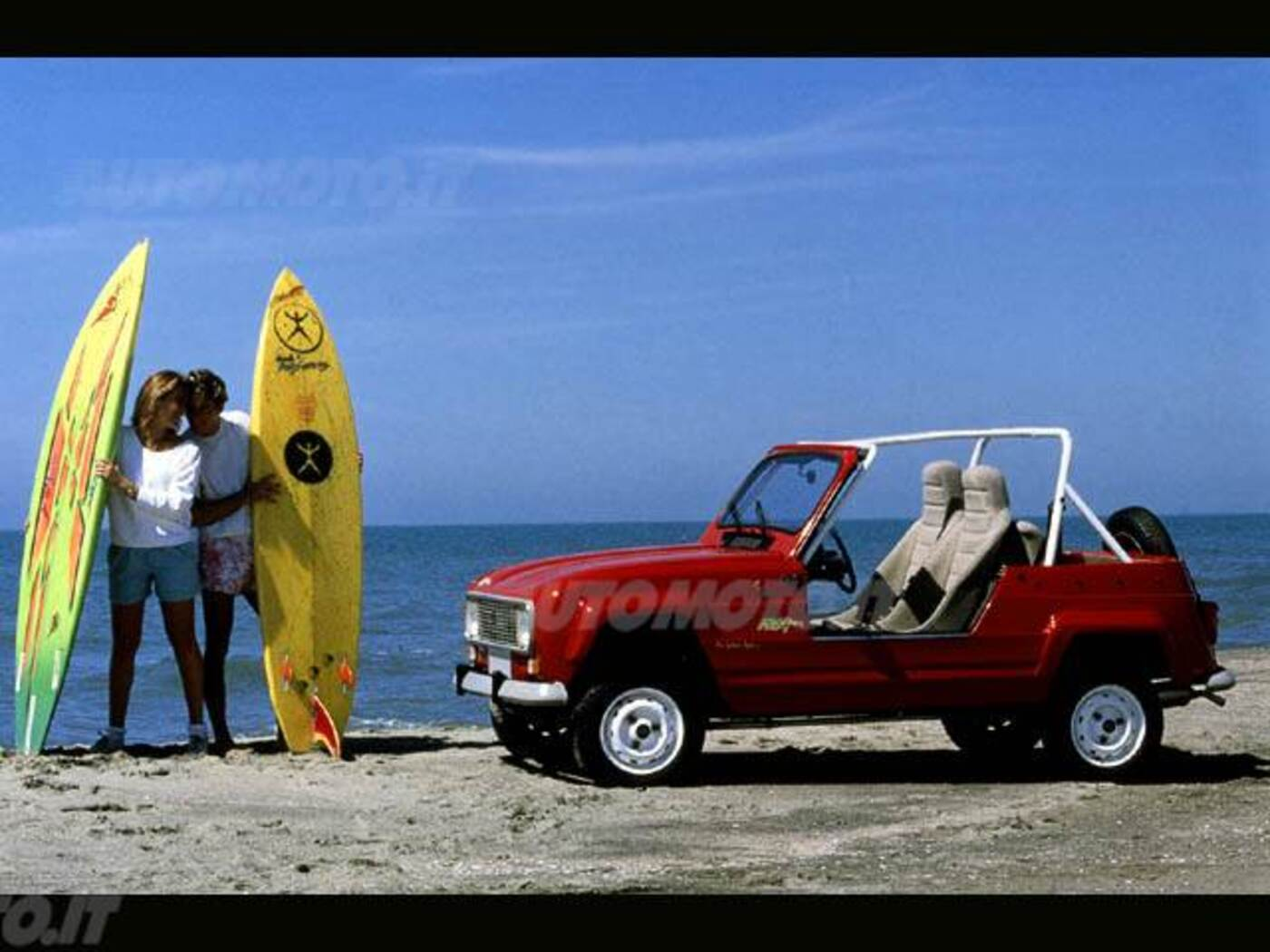 Renault 4 Cabrio Frog (05/1987 - 01/1988): prezzo e scheda tecnica -  Automoto.it