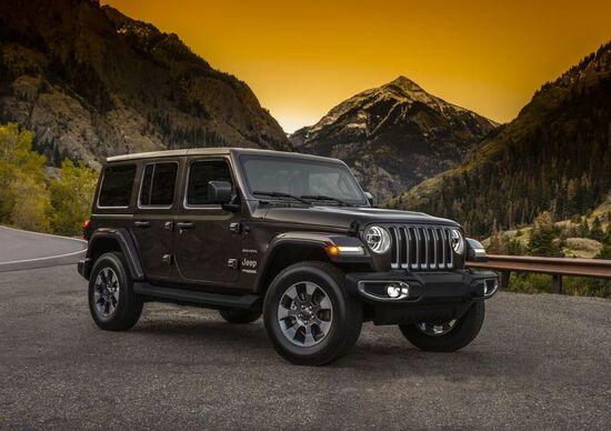 Jeep Wrangler 2018, le prime immagini [Video]