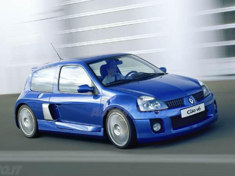 Renault Clio 3 0 V6 24v Cat 3 Porte Renault Sport 12 2003 09 2005