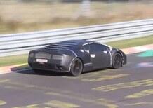 Lamborghini: nel 2022 l'erede della Huracan sarà ibrida