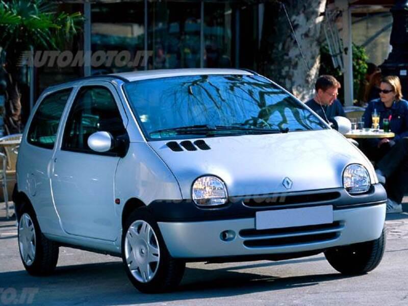 Renault Twingo 12i Cat D 022002 112002 Prezzo E Scheda