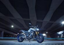 EICMA 2017: Yamaha MT-09 SP, foto e dati