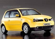 SEAT Arosa (1997-05)