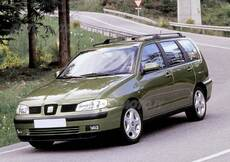 SEAT Cordoba ST (1997-03)